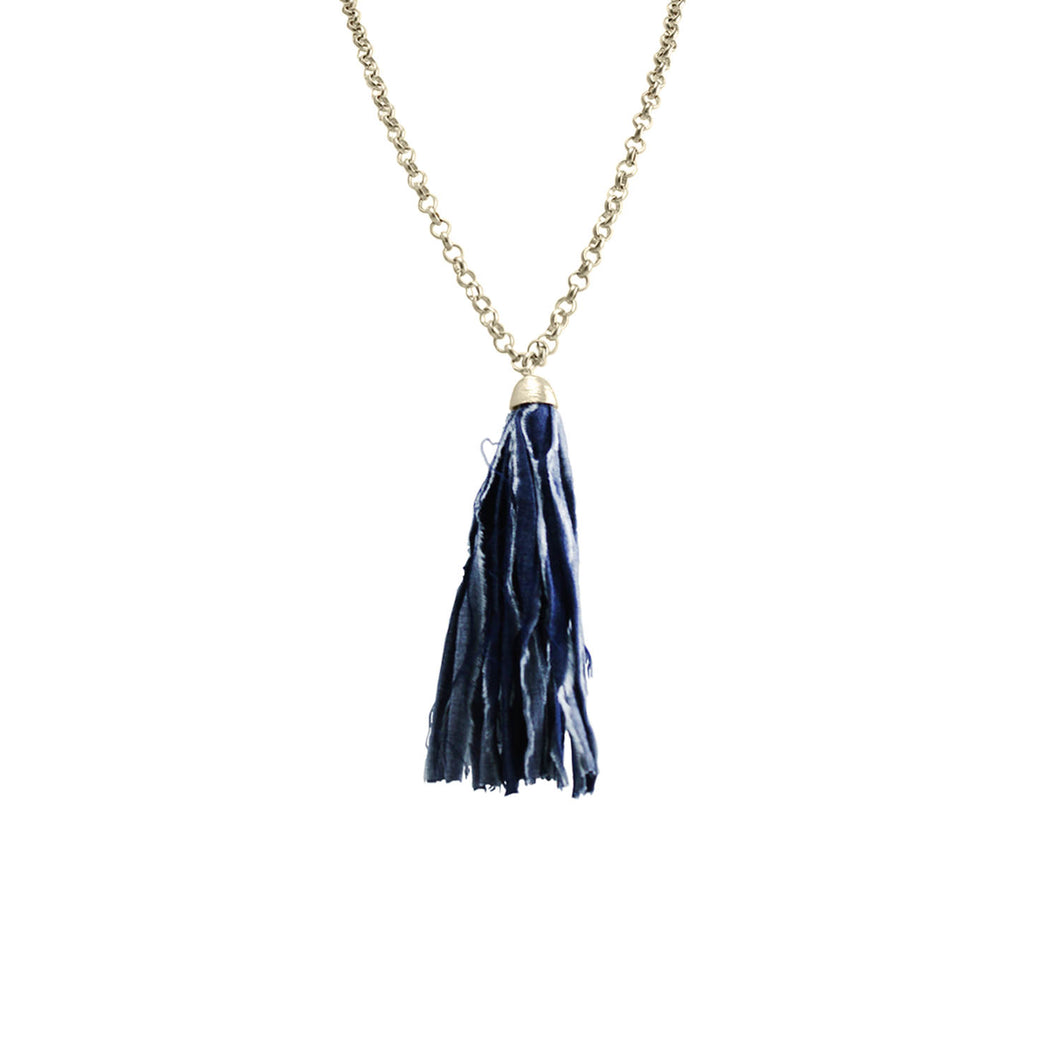 Jolie Tassel Necklace