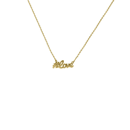 #Love Necklace