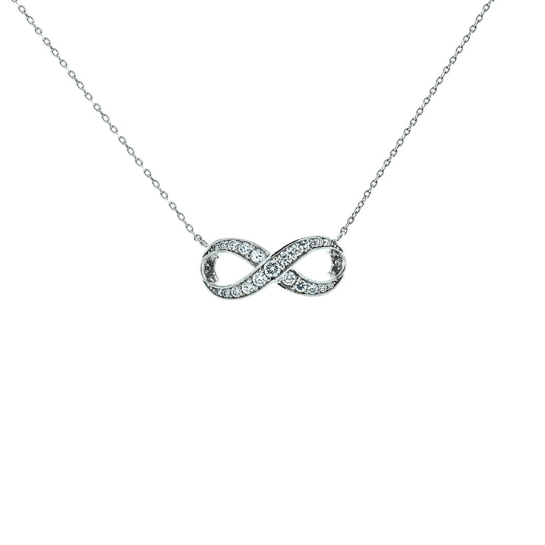 Infinite(y) Love Necklace