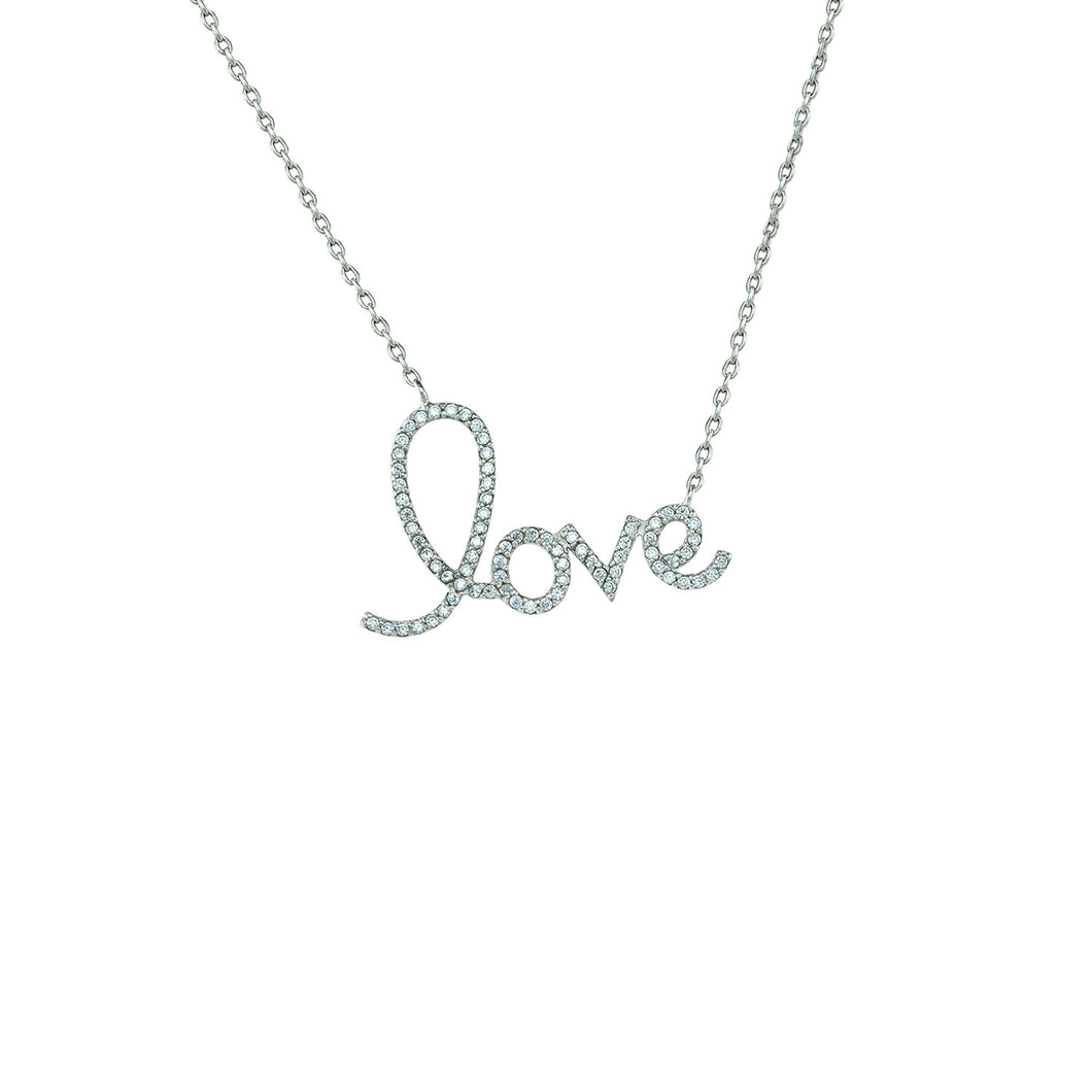 P.S. I Love You Necklace