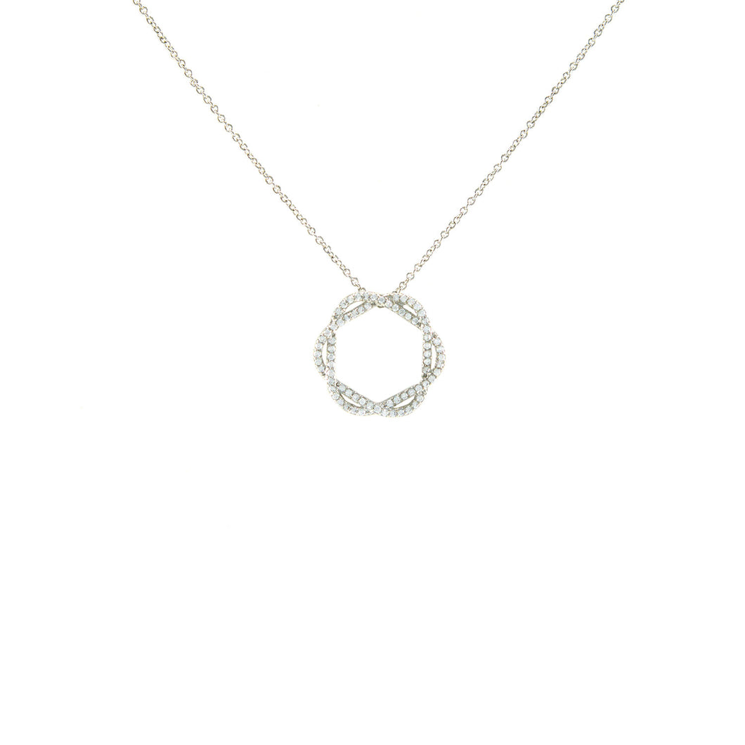 Endless Love Knot Necklace