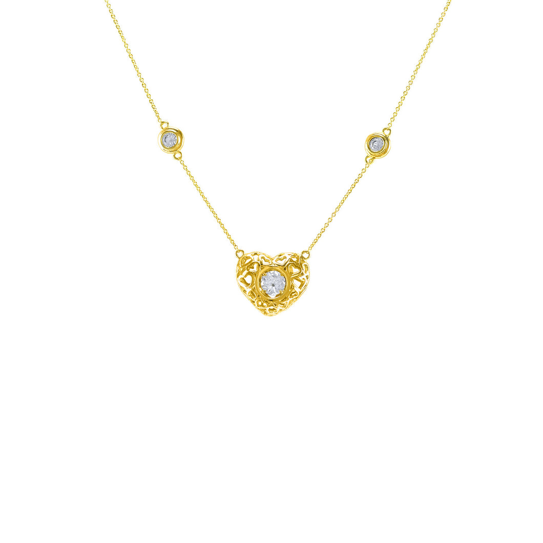 Rosetta Necklace