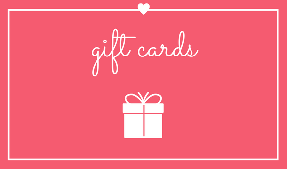 Gift Card - jewelry