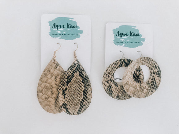 Earrings - jewelry