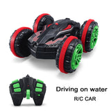 Nitro Remote Control Stunt Car Off Road Car - 2.4G 4WD RC Car Can Drive On Water