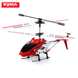 Syma S107G Remote Control Dual Propeller Helicopter with 3 Channels - RC Gyro Mini Drone Toy