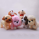 Interactive Standing, Walking, Barking, and Whining Cute Dog Puppy Toy For Children