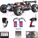 Premium High Speed Remote Control Racing Car - 2.4GHz 4WD 50km/h RC Racing Car