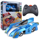 Remote Control Wall Climbing Car - Wireless Electric RC Car