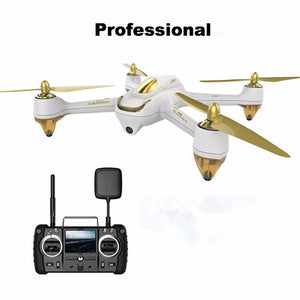 Hubsan H501S X4 Standard & Professional Quadcopter Drone 5.8Ghz FPV Brushless With 1080P HD Camera GPS RTF with Follow Me Mode RC Drone