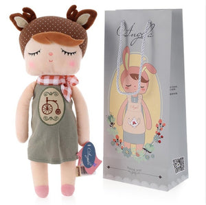 Angela Plush Rabbit Stuffed Toy (1 pc)