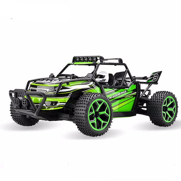 Remote Control High Speed 4WD Off Road Car - 1:18 Scale 2.4Ghz RC 20km/hr Racing Car