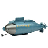 Nuclear Submarine Replica Wireless RC High Speed Racing Boat for Underwater Adventure Remote Control Toy