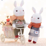 Plush Cute Stuffed Bunny Rabbit Doll - 22cm (1 pc)