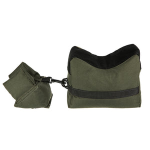 Front&Rear Bag Support Rifle Sandbag without Sand
