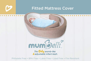 Mumbelli Replacement Mattress Cover