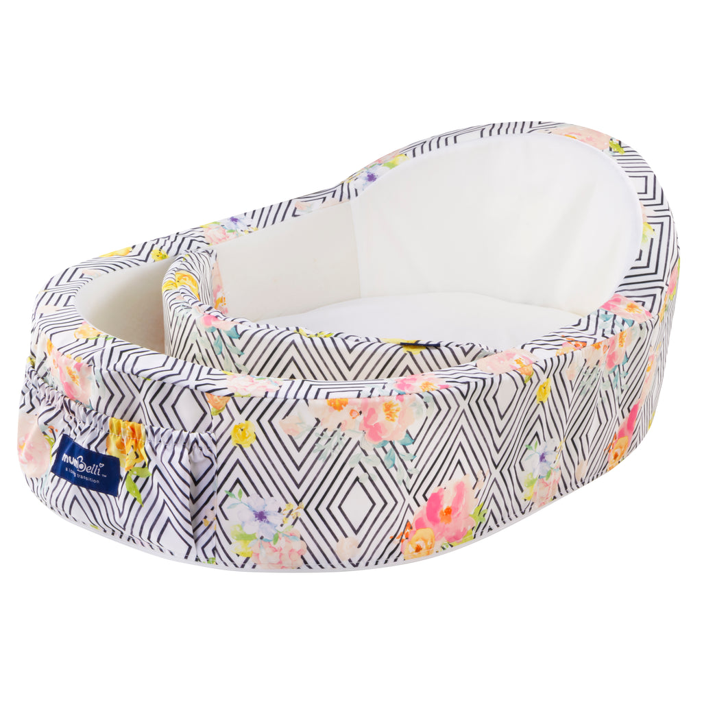 Mumbelli Infant Bed (Floral)