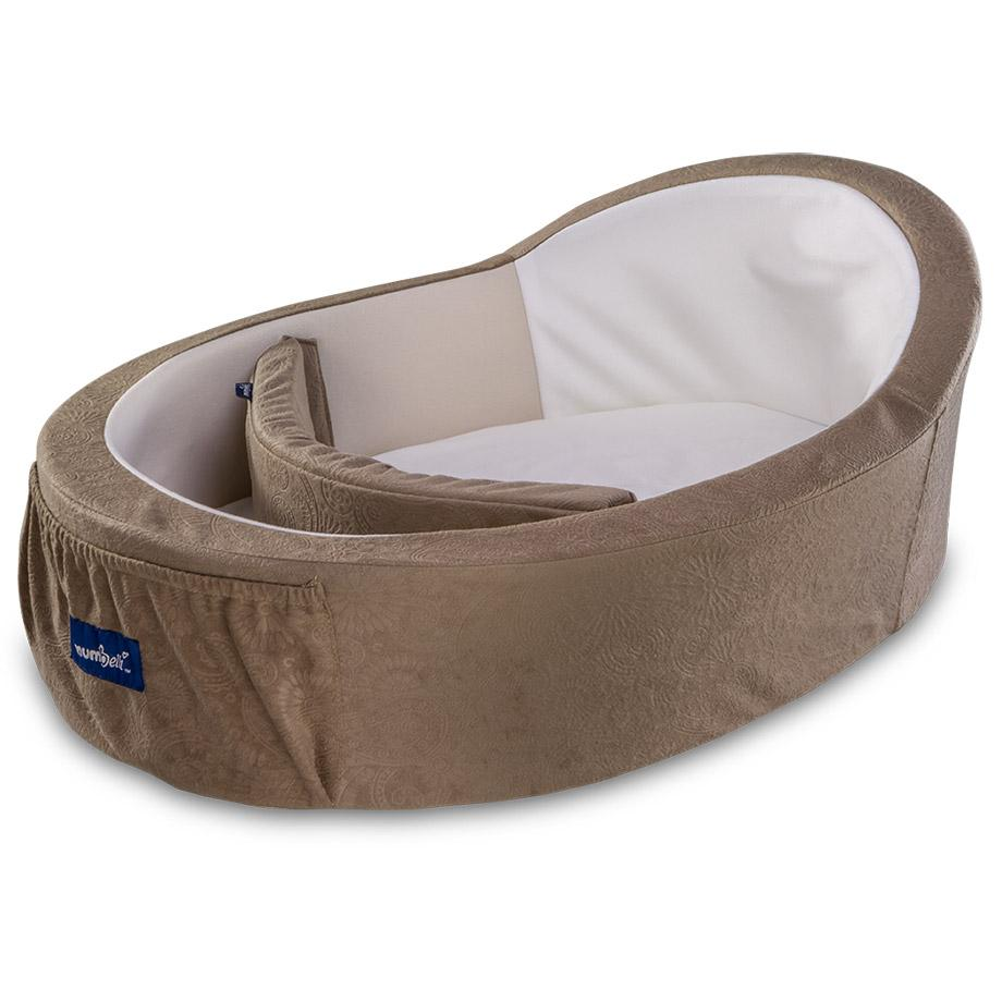 Mumbelli Infant Bed (Taupe)
