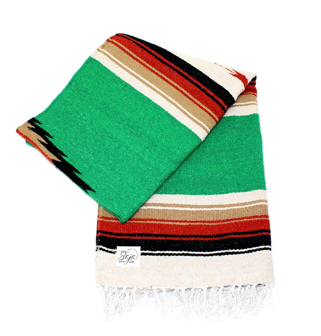Baja Verde Diamond Blanket