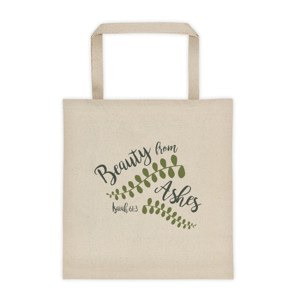 Beauty from Ashes | Tote bag