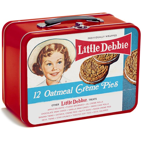 Little Debbie® Retro Lunch Box