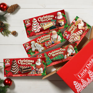 Little Debbie® Christmas Box with Hat & Scarf