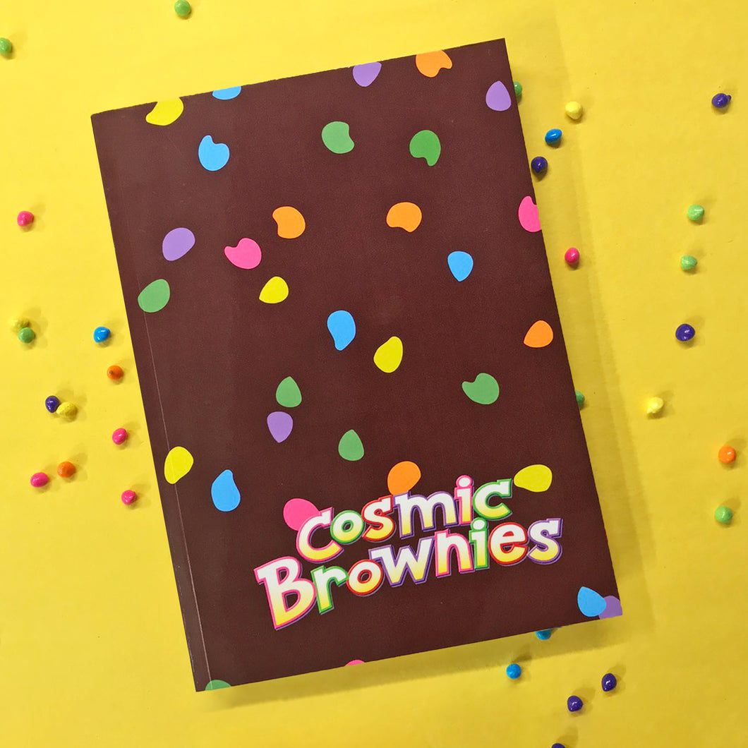 Little Debbie® Cosmic® Brownies Journal