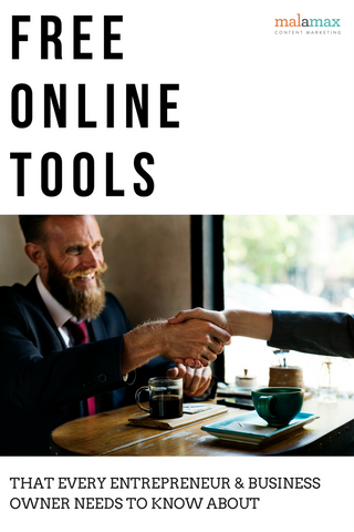 free online business resources and tools