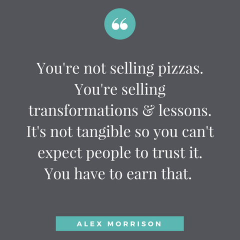 quotes by alex morrison