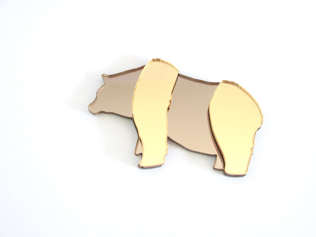 Broche OURS