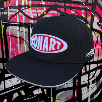 CONART BLACK HAT