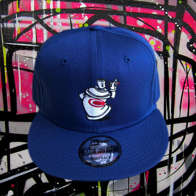 CANVANDAL BLUE HAT