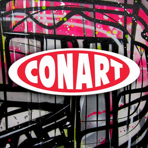 CONART LOGO STICKER