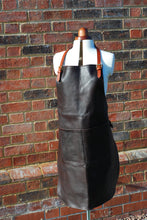 PEAR TANNERY Luxury Soft Leather Apron