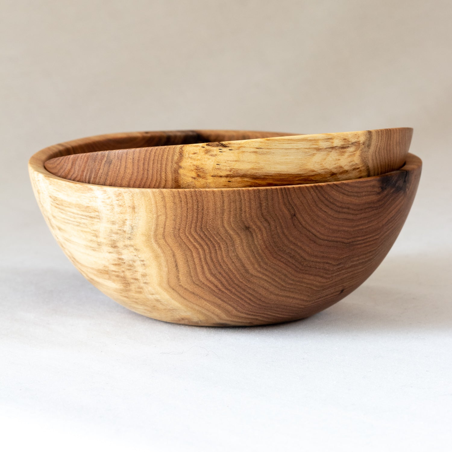 Set of Small Butternut Bowls