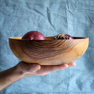 Olive Ash Vegetable Bowl