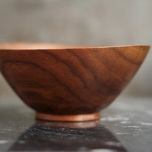 Small Walnut Spice Bowl