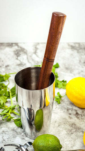 Walnut Cocktail Muddler