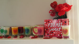 Sweetheart 6-pack Shot Glass Set
