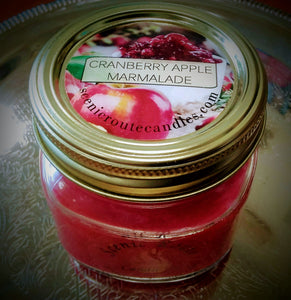 Cranberry Apple Marmalade