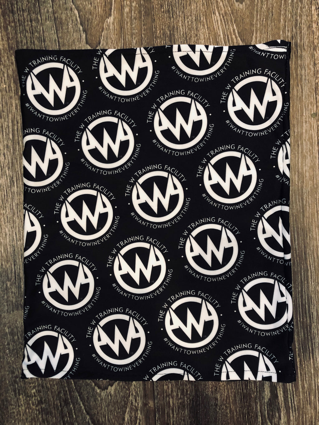 Microfiber Neck Sock || The W Training Facility
