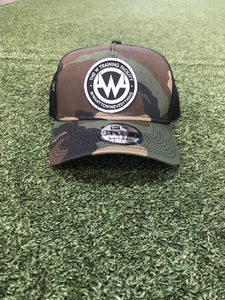 """The W"" Camo Snapback 9FORTY Hat"