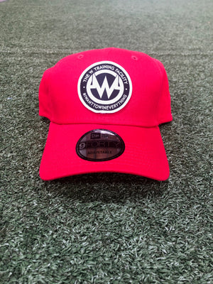 """The W"" RED Snapback 9FORTY Hat"