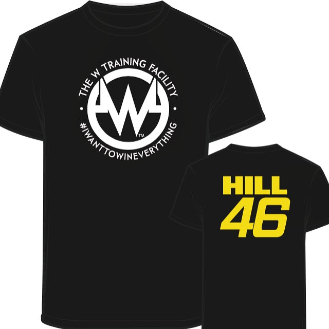 The W vs Justin Hill Short Sleeved T-Shirt