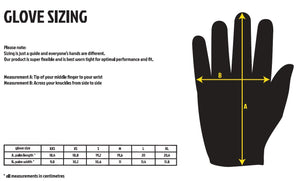 """The W"" Fist Glove"