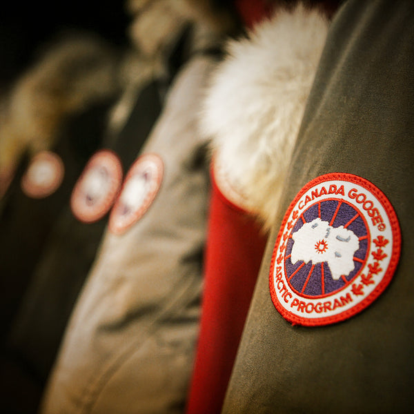 Loop Clothing Canada Goose jackets