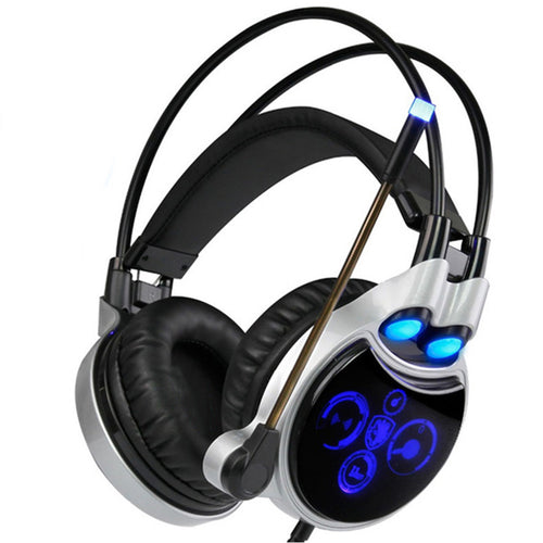 Casque Gamer - Mugiwara Lazer Ghost
