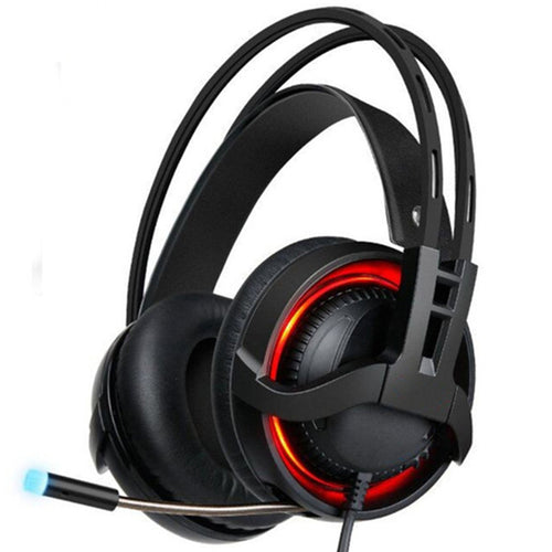 Casque Gamer - Mugiwara Lazer Fire