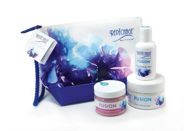 FUSION™ Face and Body Wash & Face Moisturizer Set