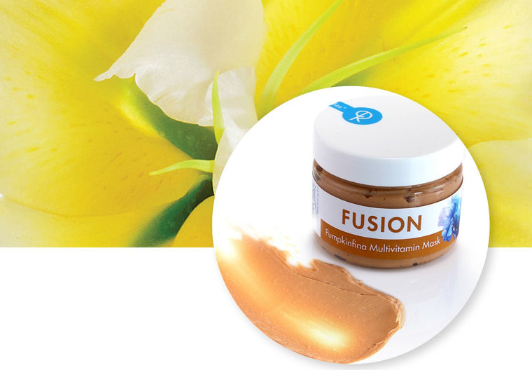 FUSION™ Pumpkinfina Multivitamin Mask